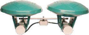 Aquasonic NT 7 dubbele uitvoering
